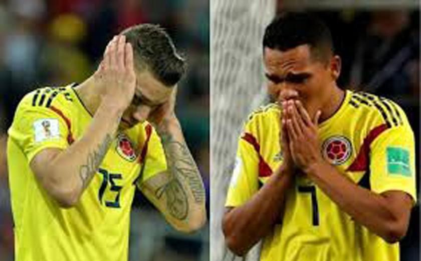 Amenazan de muerte a los jugadores colombianos