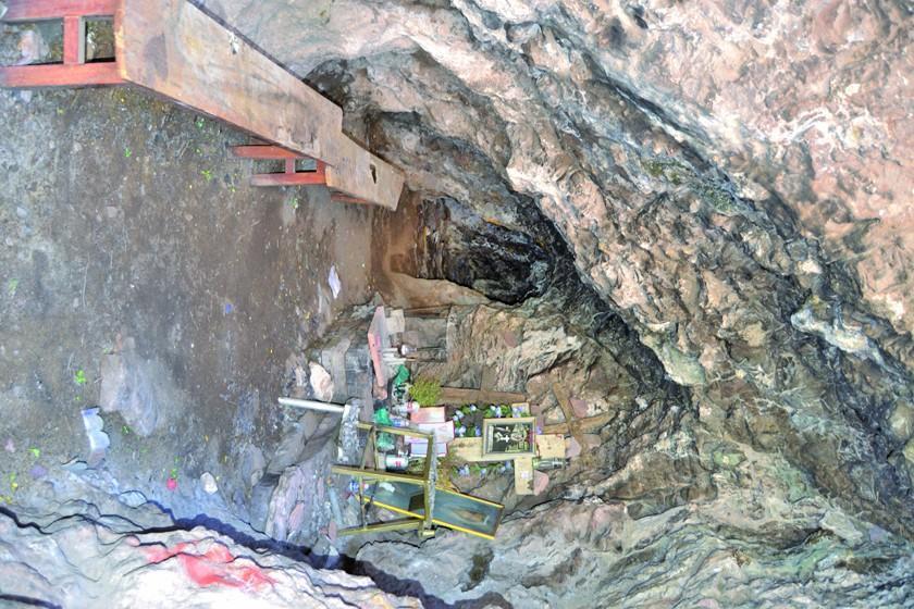 Preparan peregrinación a la ermita de Vicente Bernedo