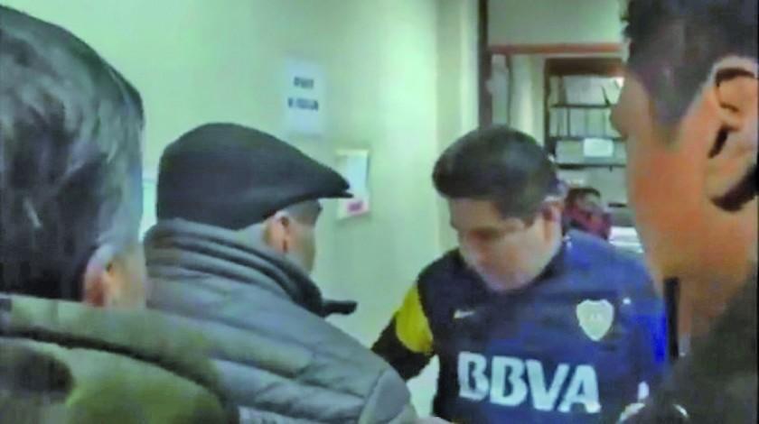 Juez ordena detención preventiva de Cacho Mendieta en San Pedro