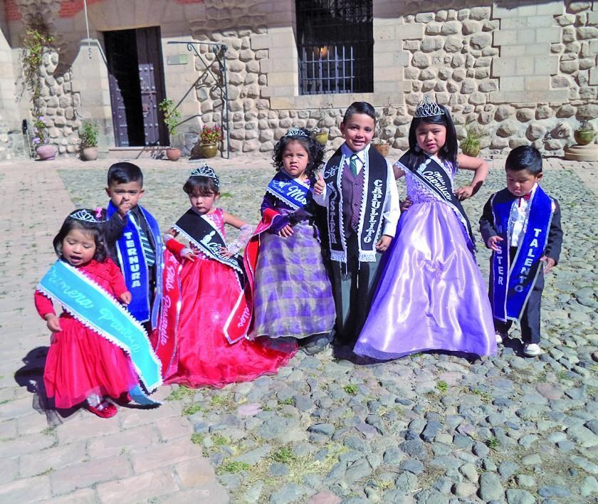 "Potosí estará en  ""Miss Capullito"""