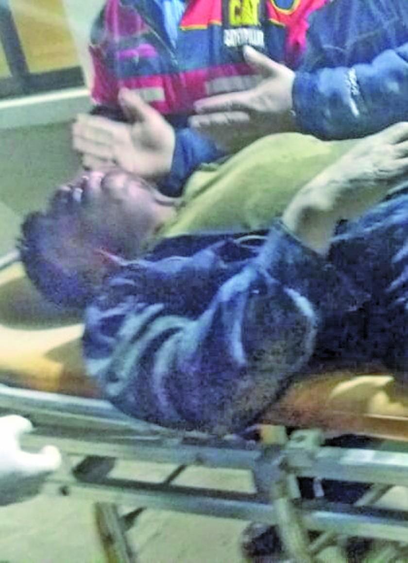 Un trabajador muere en una mina por caída de planchón