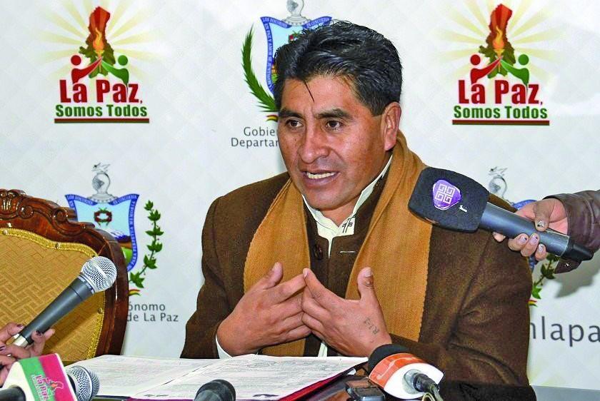 Acusan a Cocarico de mentir a Morales sobre Los Yungas