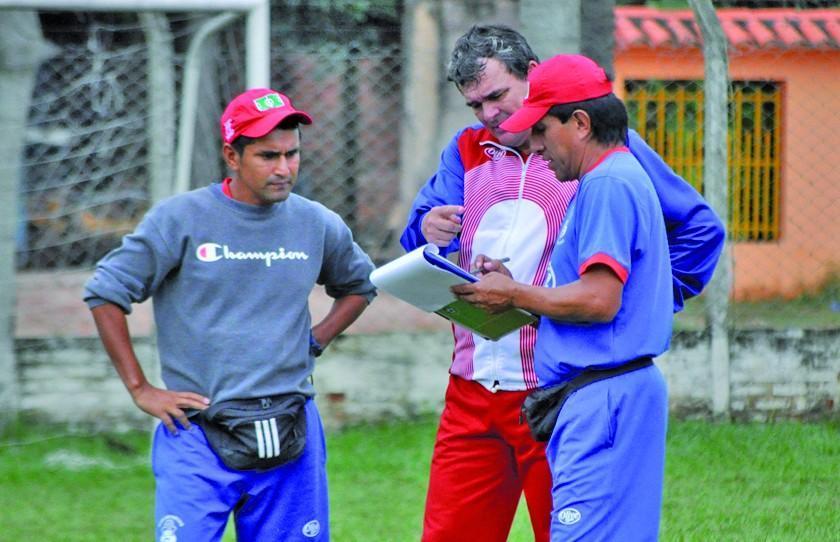 Guabirá tendrá el debut  del arquero Cuéllar