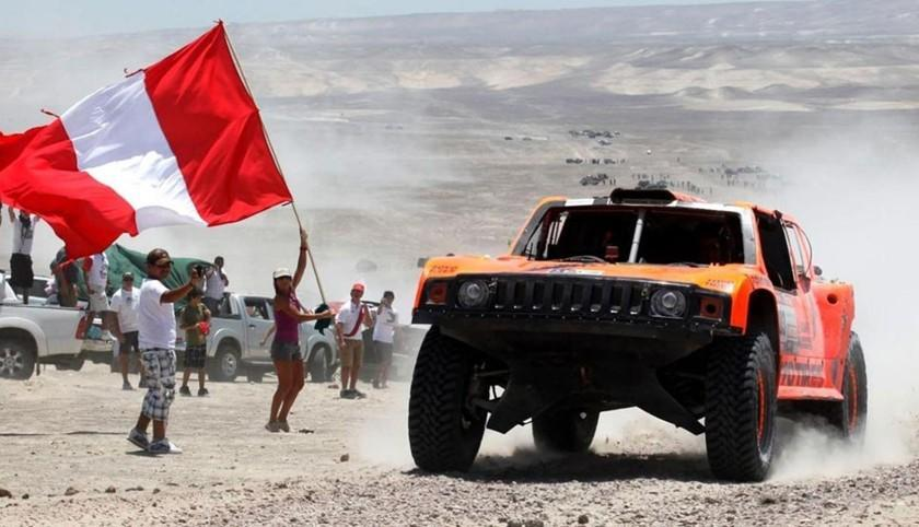 Perú trabaja para recibir el Dakar