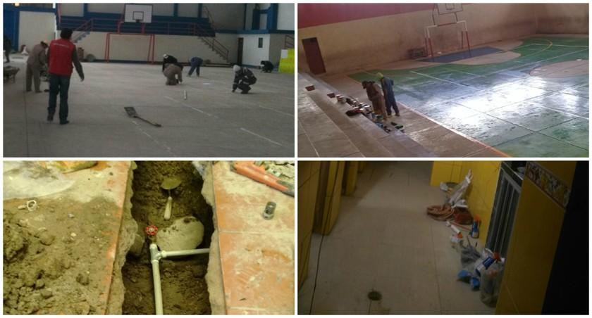 La Alcaldía intervino el 60 % de escuelas con varias reparaciones