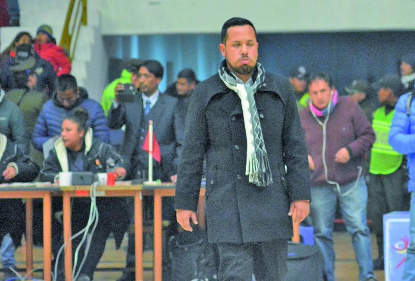 Giovanny Vargas apelará a la velocidad para hacer daño a su rival