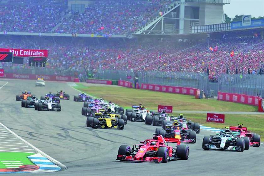 Vettel es el más rápido en el Gran Premio de Hungría
