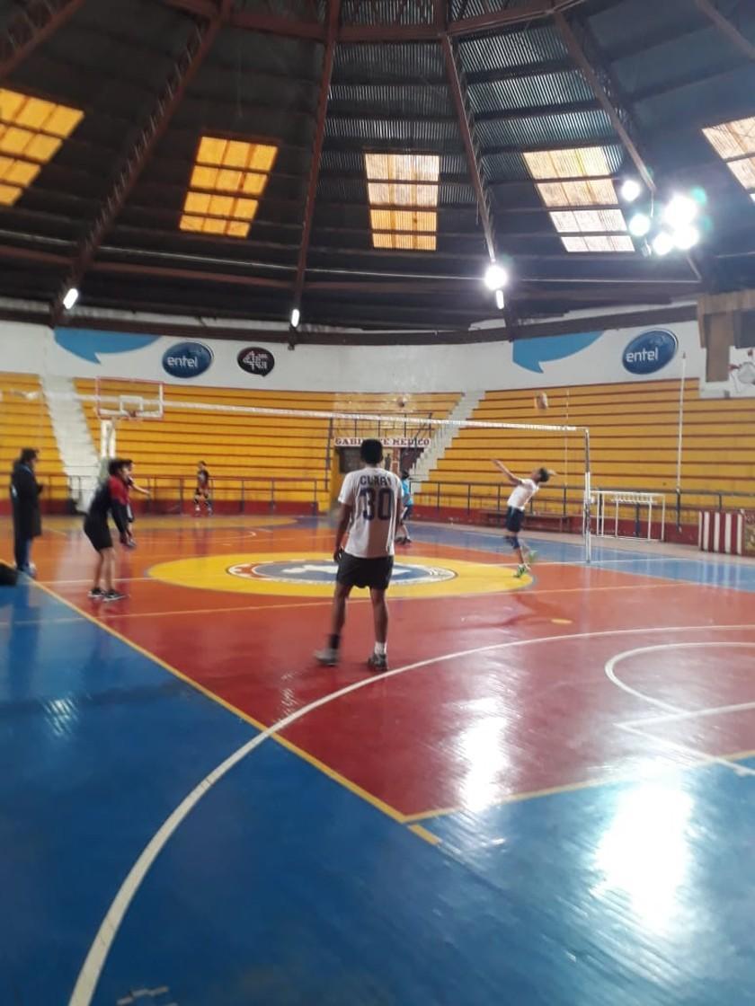 Potosí alberga el campeonato nacional de voleibol
