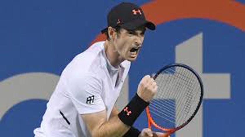 Murray debuta ganando en Washington