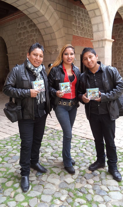 El grupo folclórico Aullagas celebra décimo aniversario