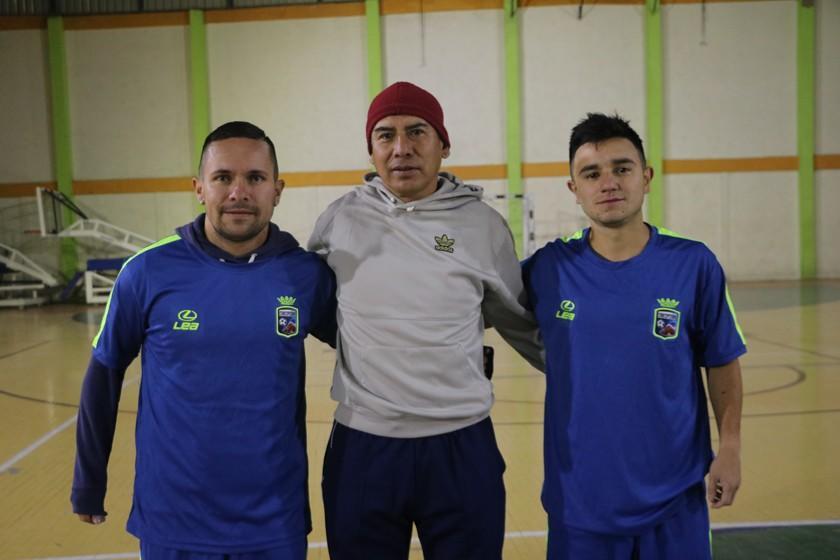 Concepción contrata al técnico Candi y se refuerza con los colombianos Reyes y Rincón