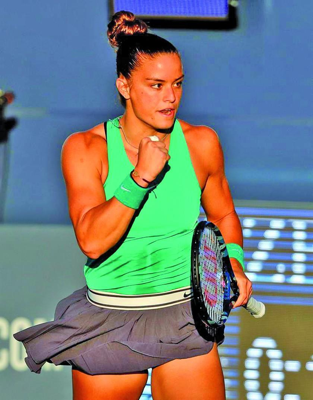 Sakkari deja a Venus fuera de las semifinales