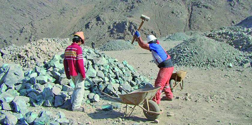 Reportan reducción de las regalías mineras en Potosí