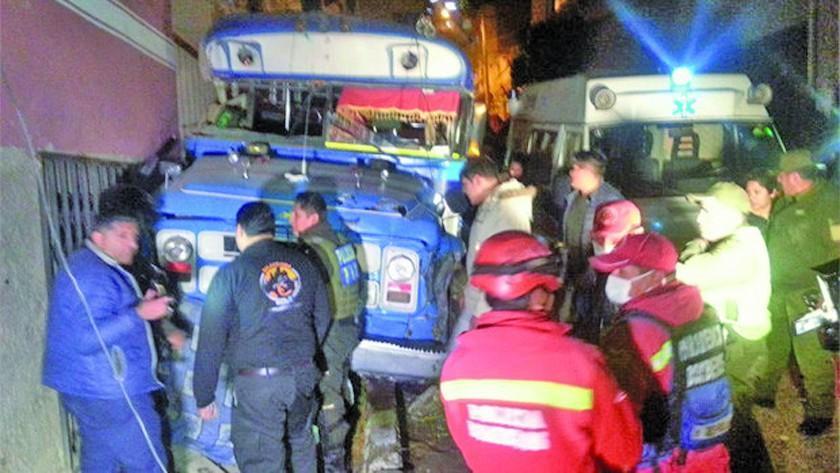Suspenden una entrada folclórica por accidente que dejó siete muertos