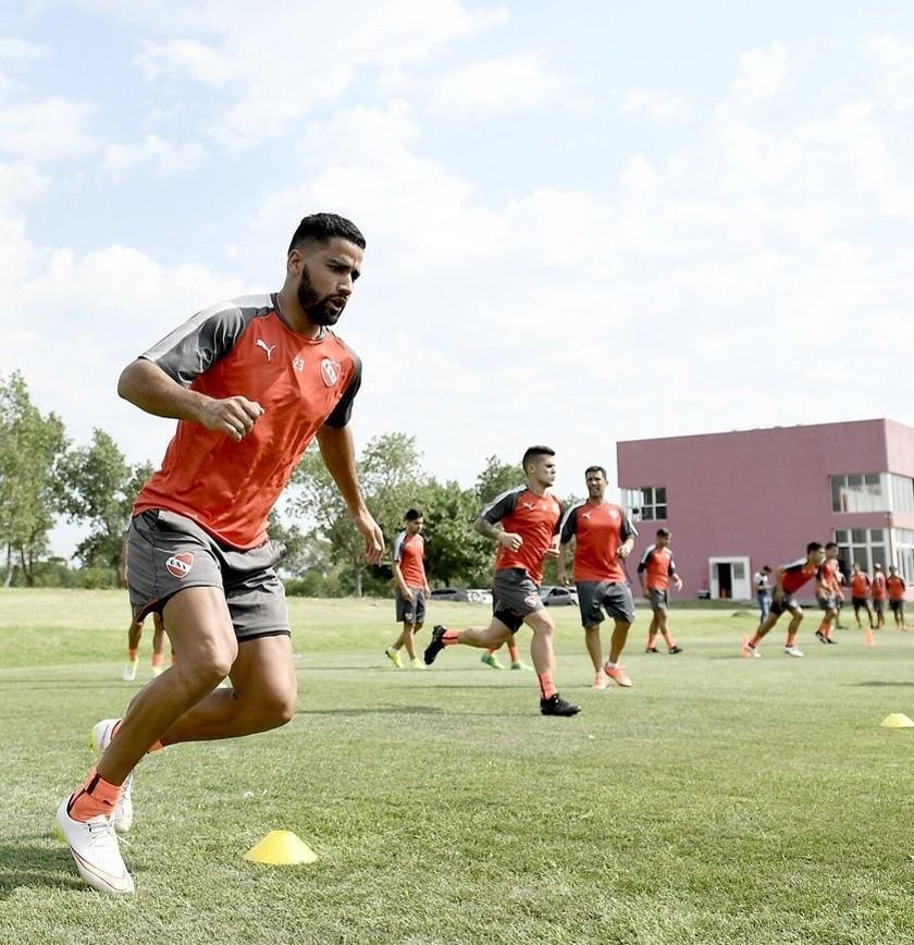 Independiente recibe a Santos de Brasil