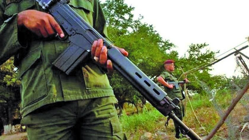 Colombia denuncia la incursión de naves y militares venezolanos