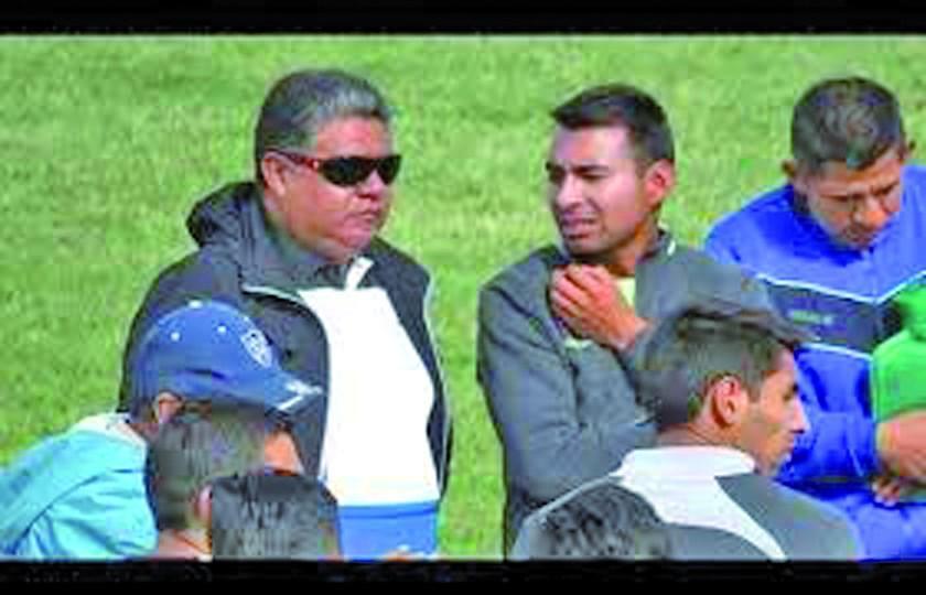 Martínez pide a jugadores marcharse si están cansados