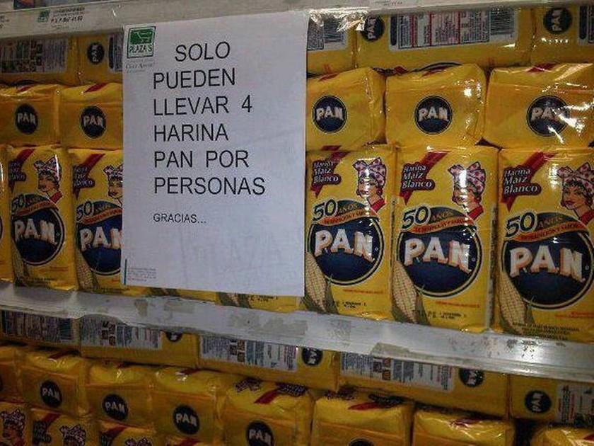 Usan la fuerza para imponer los precios regulados en Venezuela