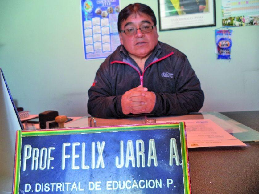 Primaria y secundaria entran a las 8:30 desde hoy en el distrito de Potosí