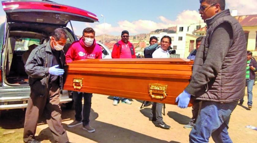La Asunta: Policía aprehende al presunto asesino de un teniente