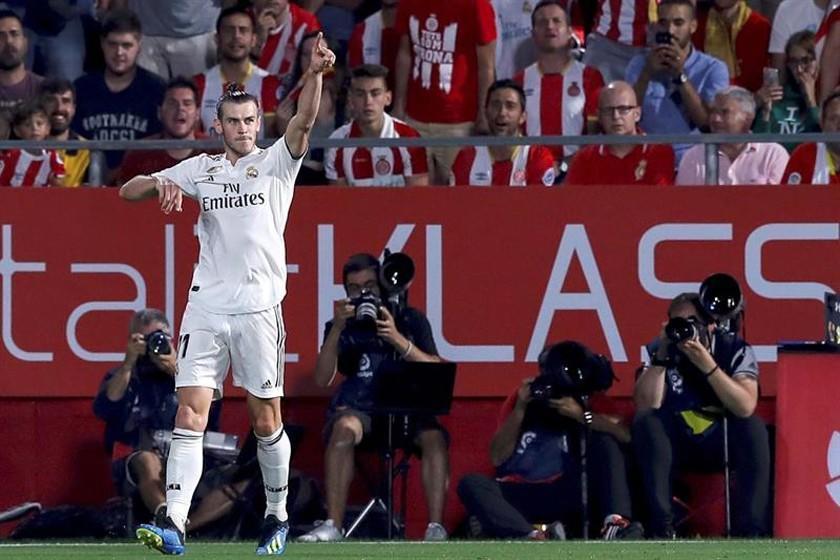 Real Madrid remonta hacia el liderato