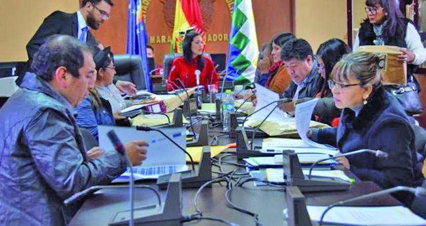 Piden informes sobre requisitos de aspirantes a fiscal del Estado