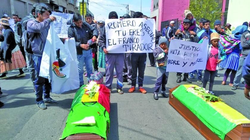 Marcha de cocaleros de Yungas se acerca a La Paz y no hay diálogo