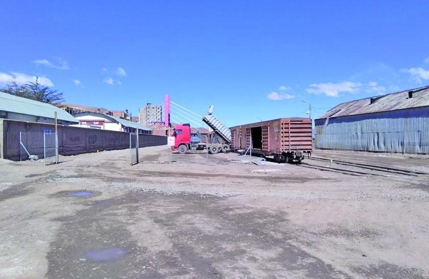 En dos días se inspeccionará la estación de trenes de Potosí