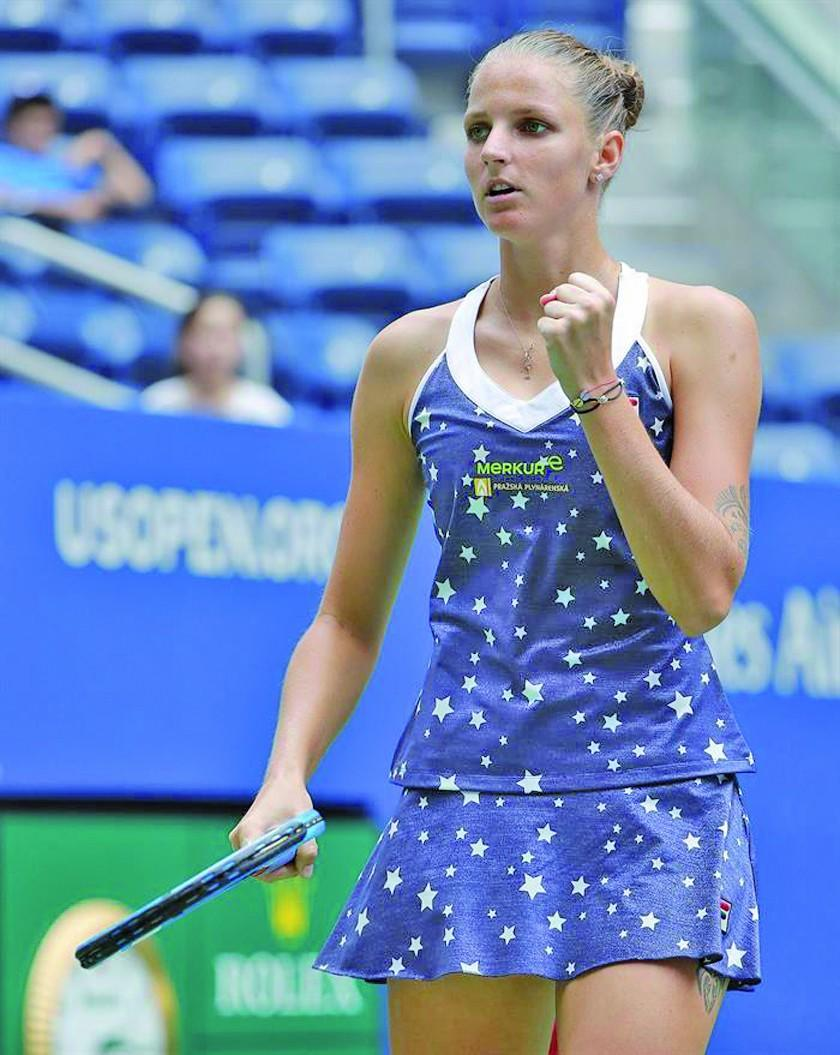 Pliskova vence a Barty y pasa de fase en el torneo