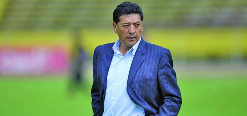 Vizuete aparece como candidato para dirigir la selección Sub-20