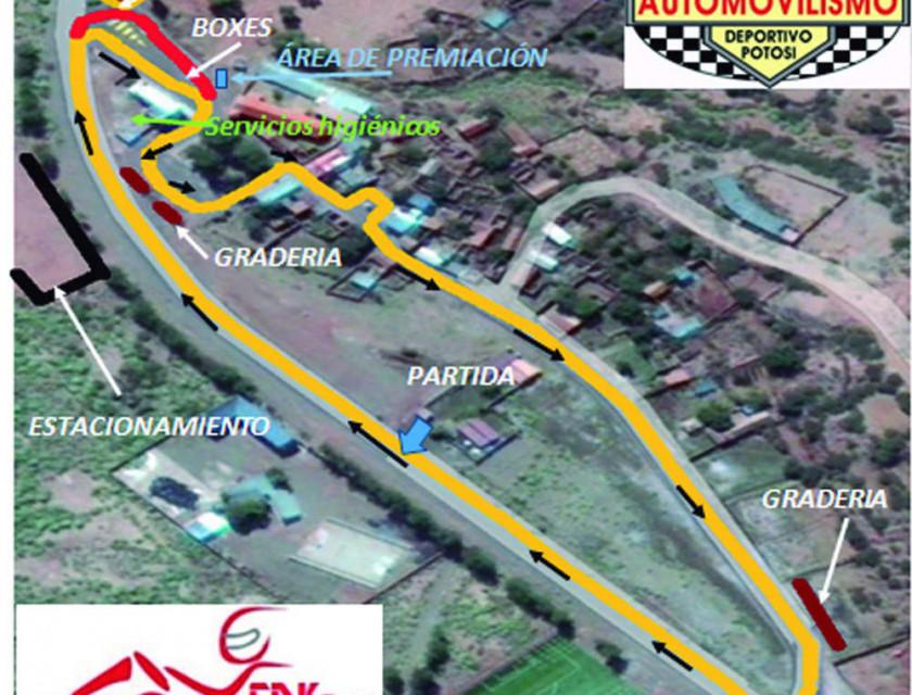 Potosí será sede de la cuarta carrera nacional de Karting