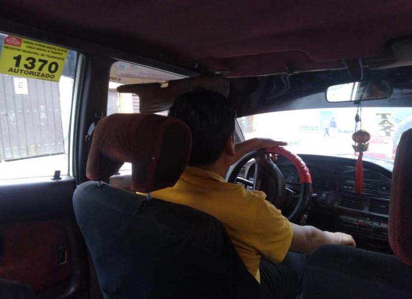 En Potosí se encuentra vigente el pasaje único del taxi de Bs 5