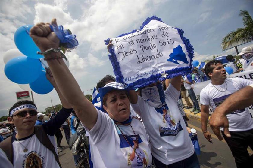 OEA urge a Ortega a retomar el  diálogo por la crisis de Nicaragua