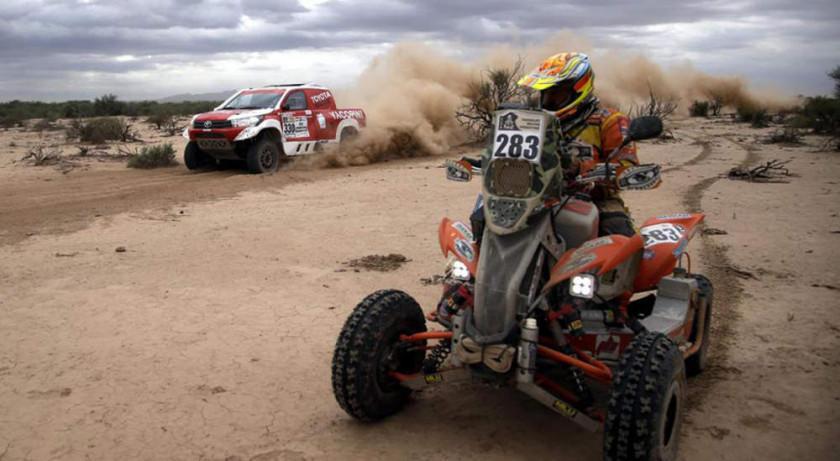 El Dakar busca recuperar a Argentina y Chile