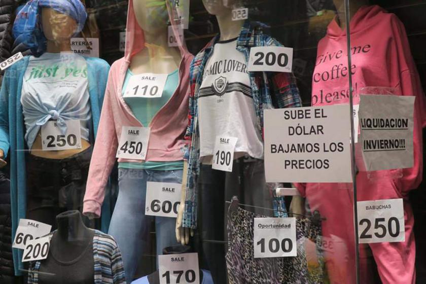 Caída del PIB argentino en 4,2 % desata una tormenta económica