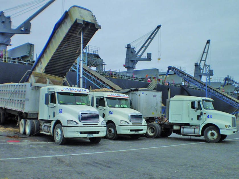 Chile toma represalias contra el transporte por la demanda del mar