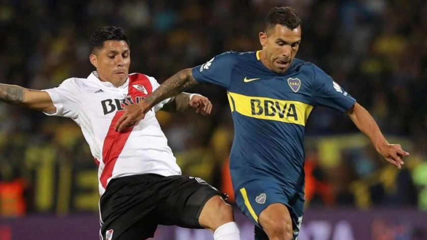 Boca-River, en otro capítulo volcánico del superclásico del fútbol argentino