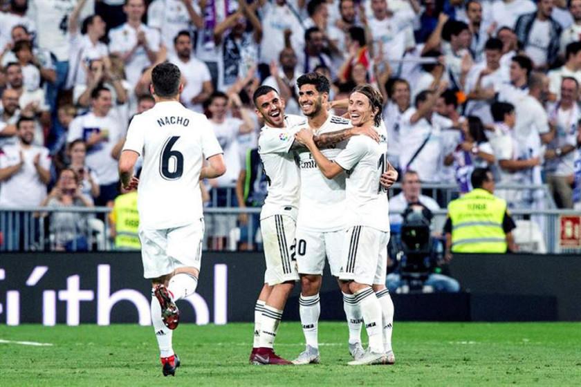 Real Madrid sufre para ganar a Espanyol