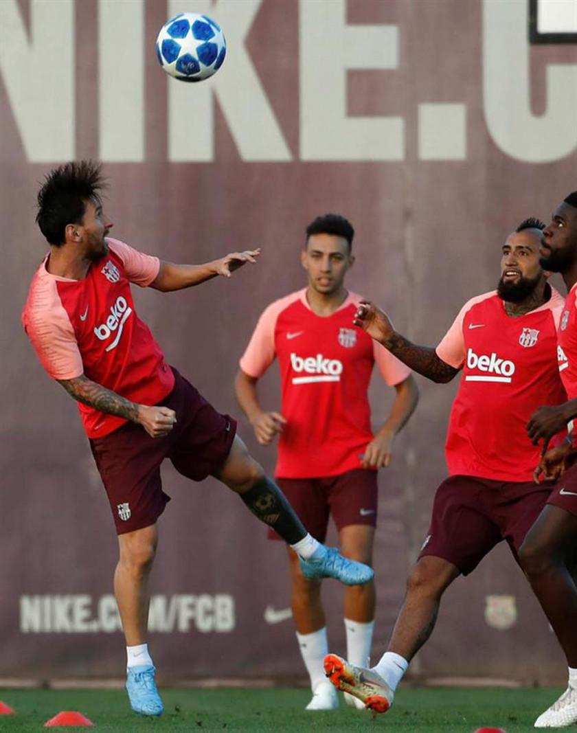 Barcelona defiende hoy el liderato ante Girona