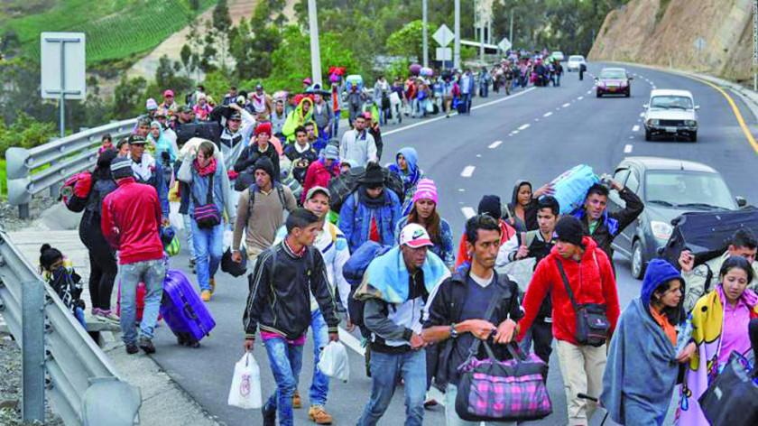 Senadores de EE.UU. proponen ley para atajar la crisis venezolana