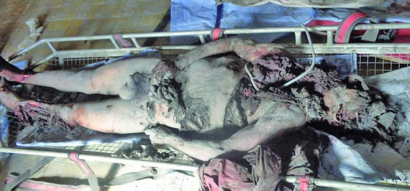 Otro minero muere y no identifican el cadáver