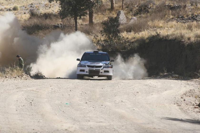 Carrera de automovilismo  se correrá en Cabanias