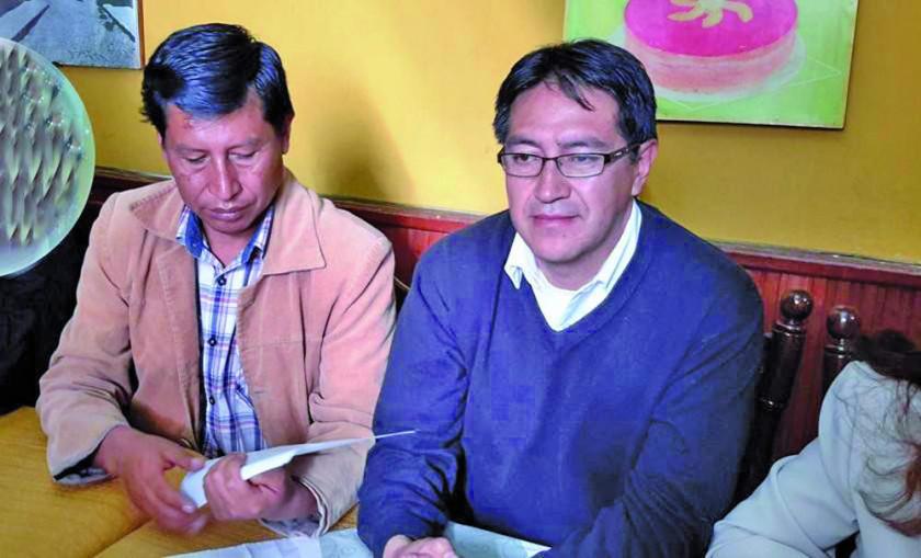 Diputado exige beneficios de la electricidad para Potosí
