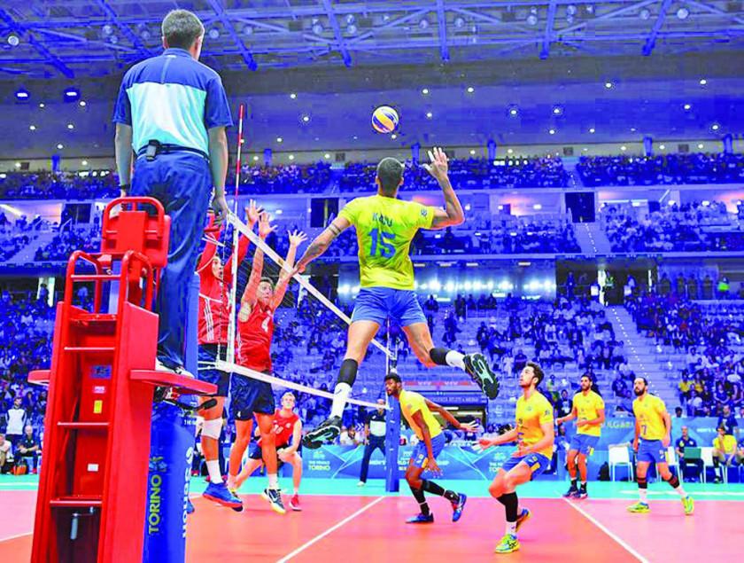 Brasil y Polonia se enfrentarán por tercera vez en la final del Mundial de voleibol