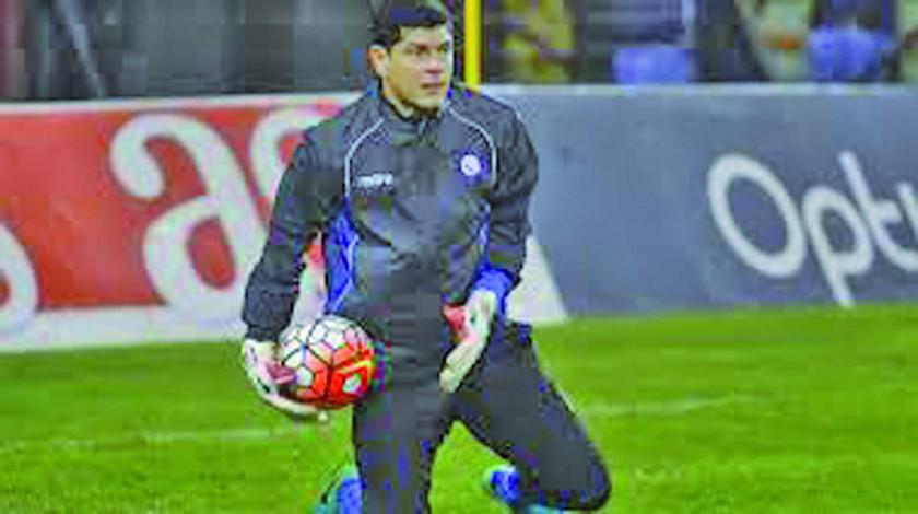 Boca se interesa en Carlos Lampe