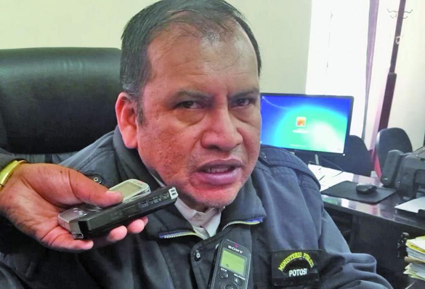 Un trabajador pierde la vida electrocutado en Vintoca