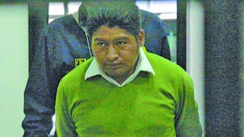 Encarcelan a un asambleísta acusado de violencia política
