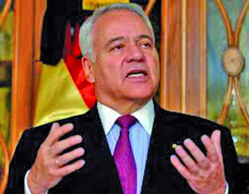 Goni pide que abogados de víctimas de Octubre Negro paguen daños