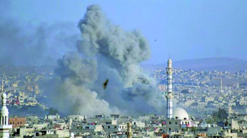 Bombardeos en el sur de Siria causan 41 personas fallecidas