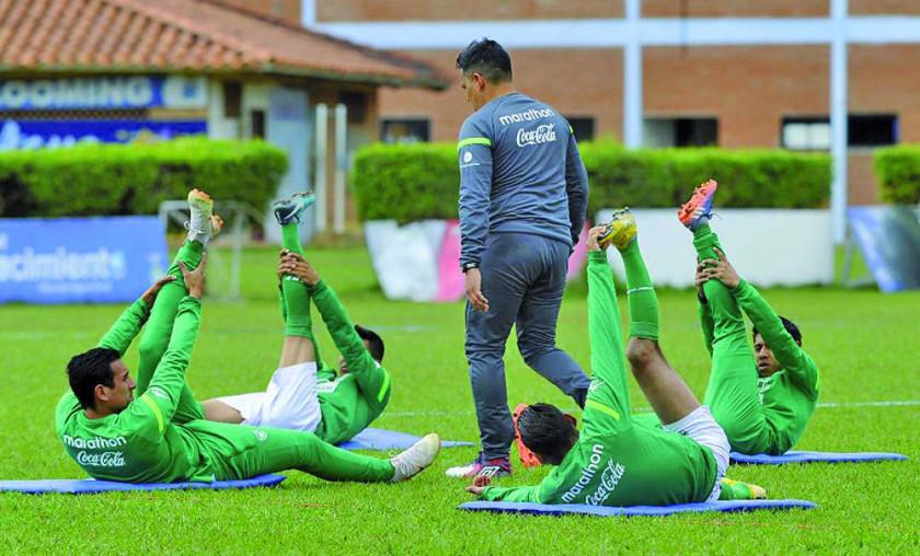 Bolivia es penúltima de los equipos sudamericanos